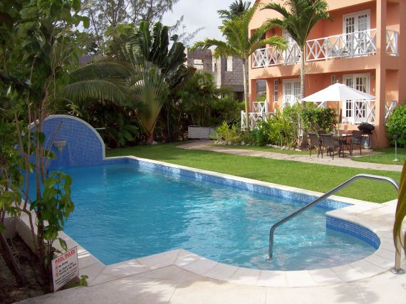 Town House For Rent in  Ajoupa Villas, St. James , Barbados