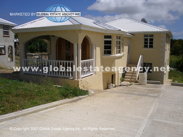 Apartment For Rent in  Newbury Crescent, St. George, Barbados